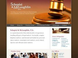 Schepisi & McLaughlin, P.A. A Professional Corporation (Bergen Co.,   NJ )