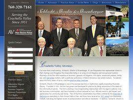 Schlecht, Shevlin & Shoenberger A Law Corporation (Palm Springs, California)