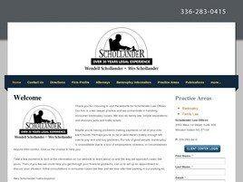 Schollander Law Offices (Winston-Salem, North Carolina)
