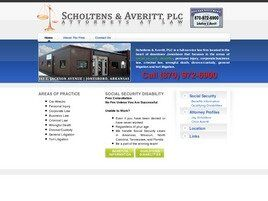 Scholtens & Averitt, PLC Attorneys at Law (Blytheville,  AR)