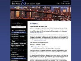 The Law Office of Schwartz & Ponterio, PLLC ( New York,  NY )
