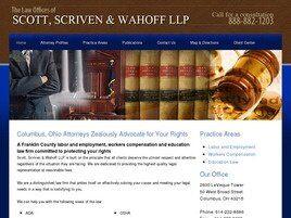 Scott, Scriven & Wahoff LLP (Columbus, Ohio)