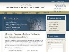 Scroggins and Williamson, P.C.(Atlanta, Georgia)