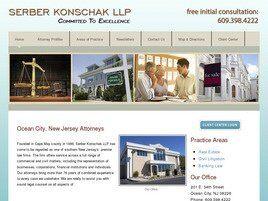 Serber Konschak LLP (Ocean City, New Jersey)