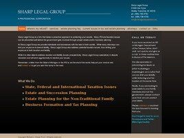 Sharp Legal Group (Shelby Township, Michigan)