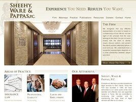 Sheehy, Ware & Pappas A Professional Corporation ( Houston,  TX )