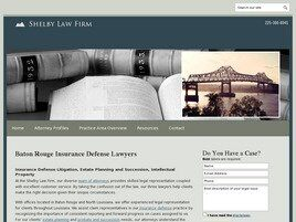 Shelby Law Firm ( Baton Rouge,  LA )