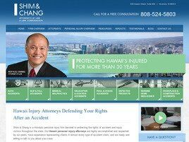 Shim & Chang, Attorneys at Law(Honolulu, Hawaii)