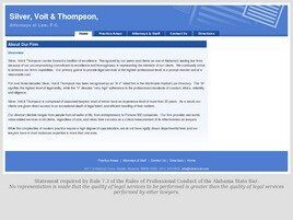 Silver, Voit & Thompson, Attorneys at Law, P.C. ( Mobile,  AL )