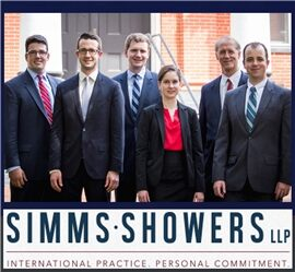 Simms Showers LLP (Fairfax,  VA)