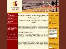 Sinclitico & Burns A Professional Law Corporation (Long Beach,  CA)