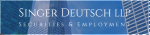 Singer Deutsch LLP (Westchester Co.,   NY )