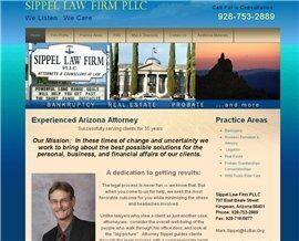 Sippel Law Firm PLLC (Kingman,  AZ)