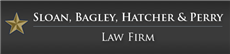 Sloan, Bagley, Hatcher & Perry Law Firm ( Longview,  TX )