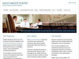 Smiley Bishop & Porter LLP ( Atlanta,  GA )