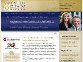 Smith Zitano Law Firm LLP ( Sacramento,  CA )