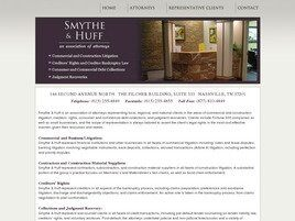 Smythe & Huff An Association of Attorneys (Nashville,  TN)