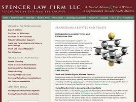 Spencer Law Firm, LLC (Lancaster,  PA)