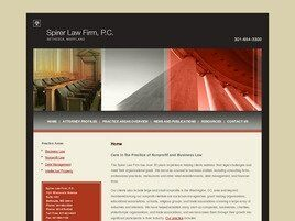 Spirer Law Firm, P.C. (Bethesda,  MD)
