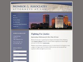 Monroe & Keele PC (formerly Stanley D. Monroe & Associates) (Tulsa,  OK)