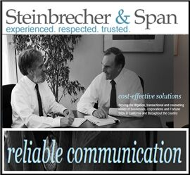 Steinbrecher & Span LLP ( Los Angeles,  CA )
