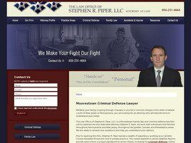 The Law Office of Stephen R. Piper, LLC (Woodbury,  NJ)