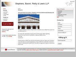 Stephens, Baroni, Reilly & Lewis LLP (White Plains,  NY)