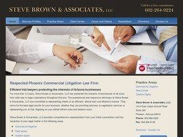 Steve Brown & Associates, LLC (Phoenix,  AZ)