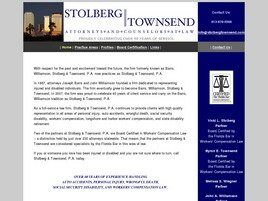 Stolberg & Townsend, P.A. (Tampa,  FL)