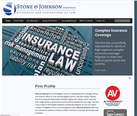 Stone & Johnson Chartered ( Chicago,  IL )