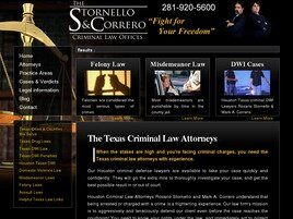 Stornello & Correro Law Firm, P.L.L.C. (Houston, Texas)