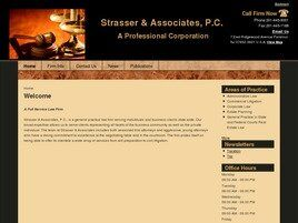 Strasser & Associates, P.C. A Professional Corporation (Allendale,  NJ)