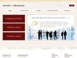 Stuart & Branigin LLP (Indianapolis,  IN)