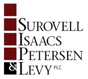 Surovell Isaacs Petersen & Levy PLC (Fairfax Co.,   VA )