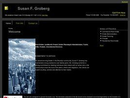 Susan F. Groberg (Brooklyn, New York)