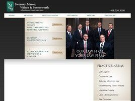 Sweeney, Mason, Wilson & Bosomworth A Professional Law Corporation (San Mateo Co.,   CA )