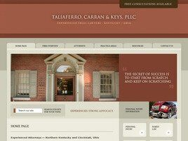 Taliaferro, Carran & Keys, PLLC ( Cincinnati,  OH )
