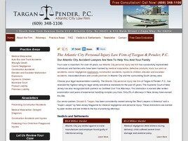 Targan & Pender, P.C. (Camden Co.,   NJ )