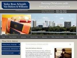 Taylor Ryan Minton Van Dalsem & Williams, P.C. ( Tulsa,  OK )