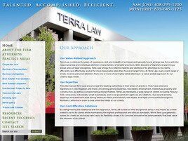 Terra Law LLP (Airport Mail Center,  CA)