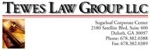 Tewes Law Group LLC ( Duluth,  GA )