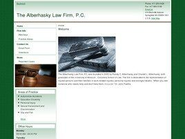 The Alberhasky Law Firm, P.C. (Springfield,  MO)