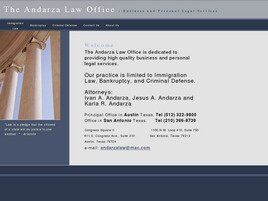 The Andarza Law Office ( Austin,  TX )