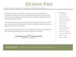 The Atchison Firm, P.C. ( Mobile,  AL )
