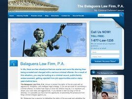 The Balaguera Law Firm, PA (Aventura,  FL)