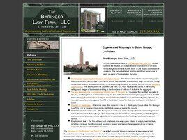 The Baringer Law Firm, LLC ( Baton Rouge,  LA )