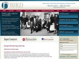 Bird Law Group, P.C. (Rome,  GA)