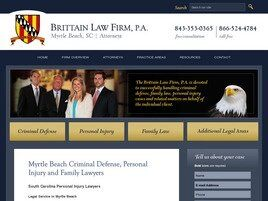 Brittain Law Firm, P.A.(Myrtle Beach, South Carolina)