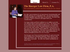 The Buerger Law Firm, P.A. (Bartow,  FL)