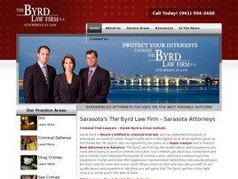 The Byrd Law Firm P.A.(Sarasota, Florida)